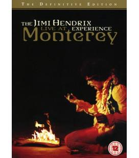American Landing: Jimi Hendrix Experience Live At Monterey-1 DVD