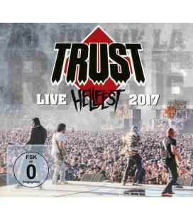 Hellfest 2017-1 CD+1 DVD