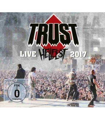 Hellfest 2017-1 CD+1 DVD