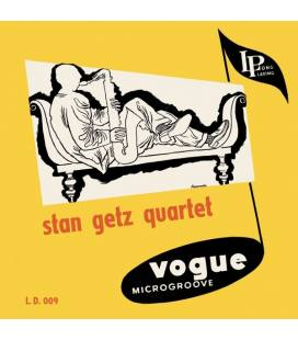 Stan Getz Quartet-1 LP