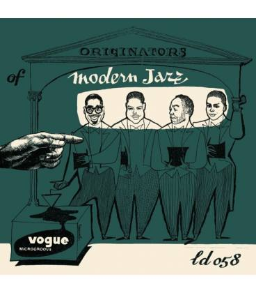 Originators Of Modern Jazz-1 LP