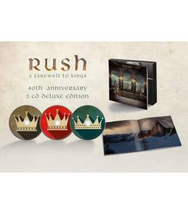 A Farewell To Kings 40th Anniversary-3 CD