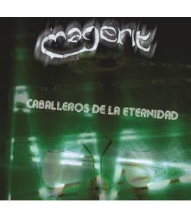 Caballeros de la eternidad (con Carlos Pina de Panzer) - 1 LP
