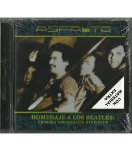 Homenaje a Los Beatles (Edición ampliada y oficial) (1 CD)