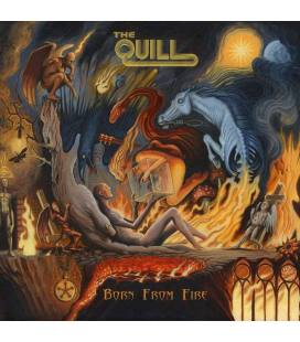 Born From Fire-2 LP