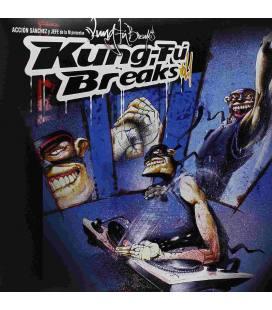 Kung-Fu Breaks-1 LP