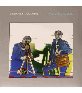 The Crackdown-1 LP+1 CD