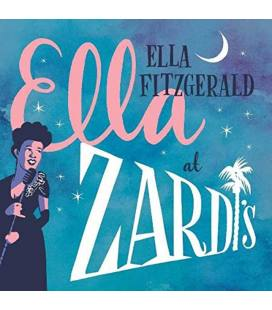 Ella At Zardi's -1 CD