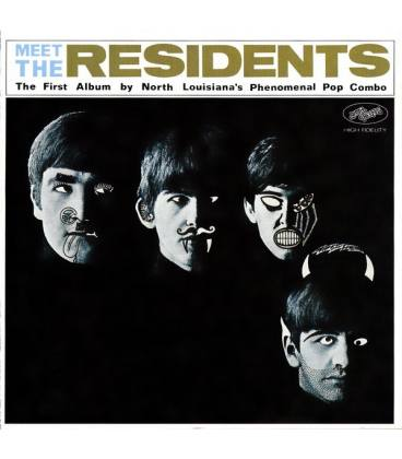 Meet The Residents-1 LP