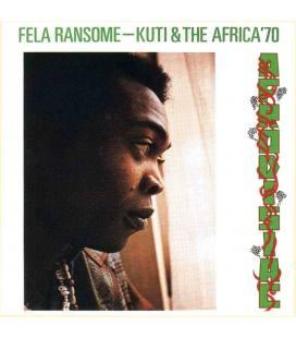 Afrodisiac-1 LP