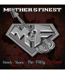 Goody 2 Shoes & The Filthy Beast-1 LP+1 CD