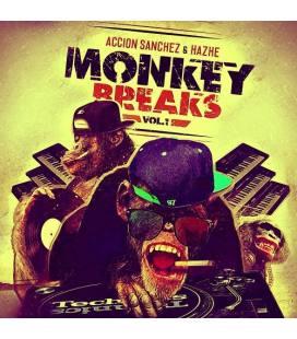 Monkey Breaks Vol. 1-1 LP