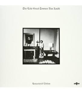 The Late Great Townes Van Zandt-1 LP