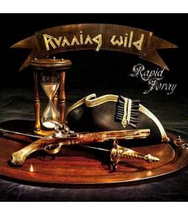 Rapid Foray-2 LP+1 CD