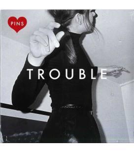 """Trouble-1 LP 7"""""""