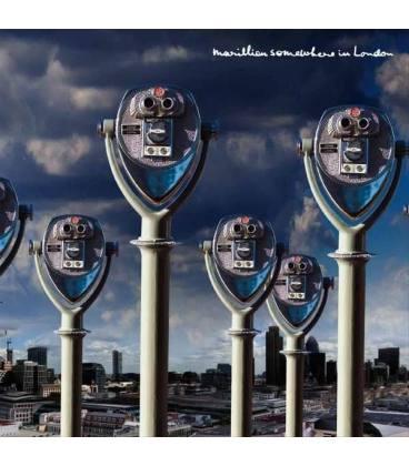 Somewhere In London (2 CD+DVD)