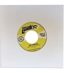 """Seek & You'Ll Find / Cherita-1 LP 7"""""""