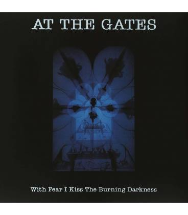 With Fear I Kiss The Burning Darkness-1 LP