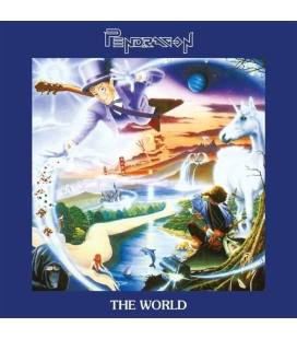 The World-1 CD