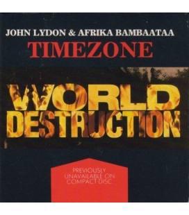 """World Destruction-1 LP 7"""""""