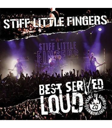 Best Served Loud (Reissue 2017)-2 LP
