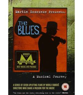 Martin Scorsese Presents - The Blues - 7 DVD