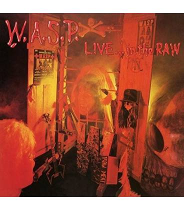 Live... In The Raw-2 LP BLACK