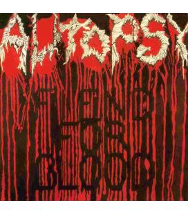 "Fiend For Blood-1 LP 12"" BLACK"