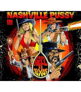 From Hell To Texas-1 LP+1 CD