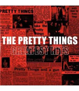 Greatest Hits-2 LP BLACK