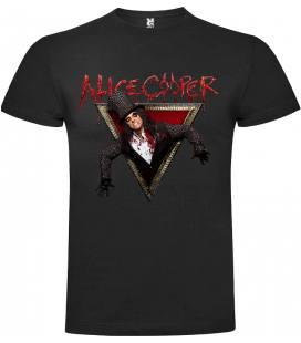 Alice Cooper Camiseta Manga Corta