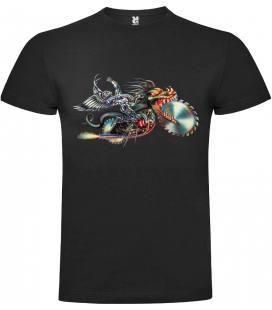 Judas Priest Painkiller Camiseta Manga Corta