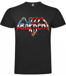 Lizzy Borden Logo Camiseta Manga Corta
