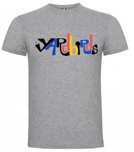 The Yarbirds logo Camiseta Manga Corta