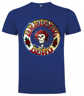 Grateful Dead logo Camiseta Manga Corta