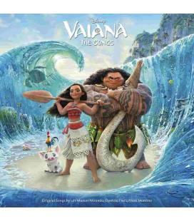 Vaiana(Lp Limitado)-1 LP