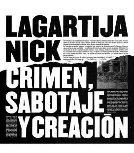 Crimen, Sabotaje Y Creación-1 LP