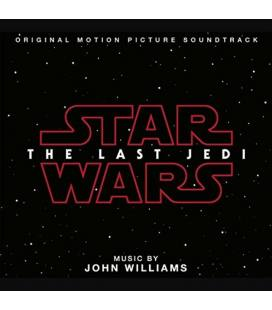 Star Wars - The Last Jedi-1 CD