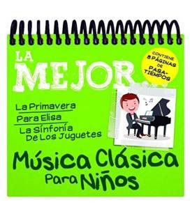 Lo Mejor de la Música Clásica Para Niños-1 CD