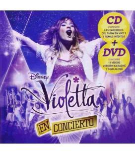 Violetta-En Concierto-2 CD