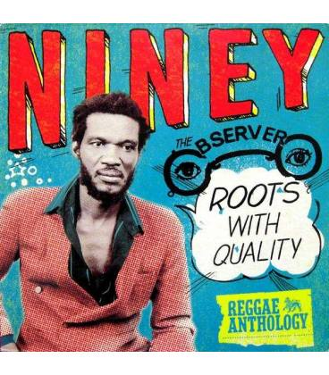 Roots With Quality- Reggae Anthology-2 LP
