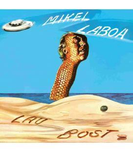 Mikel Laboa - Lau-Bost (Remasterizado)-2 LP