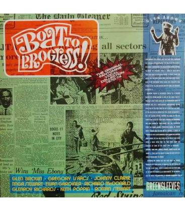 Boat To Progress (1970-1974 The Singe-1 LP