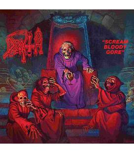 Scream Bloody Gore-2 LP