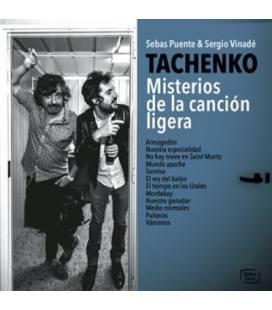 Misterios De La Canción Ligera-1 LP