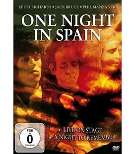One Night In Spain-1 DVD