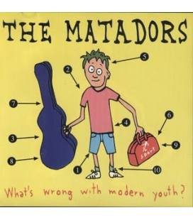 What'S Wrong With Modern Youth?-1 CD