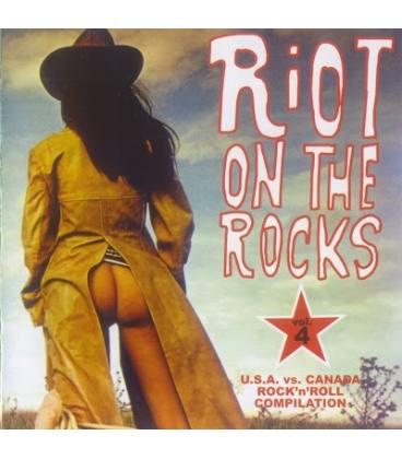 Riot On The Rocks 4-1 CD