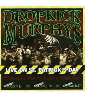 Live On St.Patricks Day-1 CD