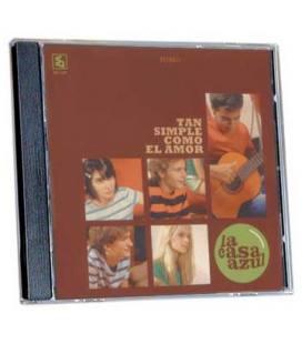 Tan Simple Como El Amor-1 CD